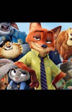 Human in Zootopia by LoveWriter555