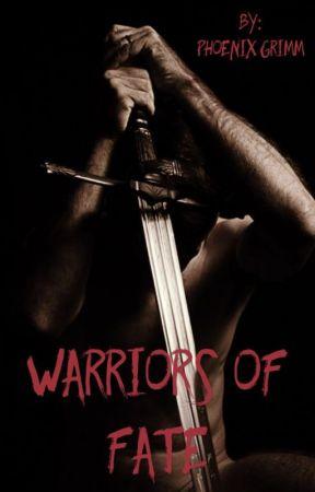 Warriors of Fate by IndPhoenixGrimm