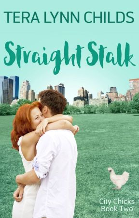 Straight Stalk by TeraLynnChilds
