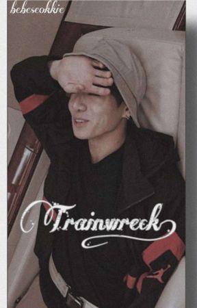 Trainwreck-jinkook by bebeseokkie