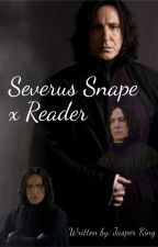Severus Snape x Reader by undelete_able