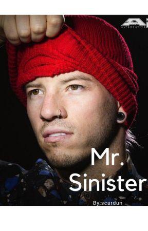 Mr. Sinister __b.e x j.d__ by scardun