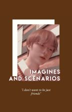 TXT Imagines and Scenarios  by insfired_4ever