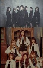Dreamcatcher & Gfriend by PrinceMochi-