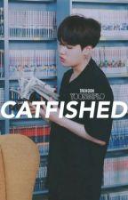 catfished? || k.th + j.jk by taylor_jannard