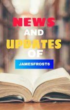 News & Updates of JAMESFROST6 by JamesFrost6