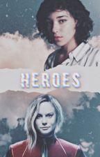Heroes ✥ 𝐂𝐚𝐫𝐨𝐥 𝐃𝐚𝐧𝐯𝐞𝐫𝐬 by -dragondreamer
