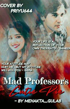 Mad Professor's Cutie Pie.. by yudkbhians
