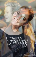 Falling » Luke Hemmings by syrinoux5sos