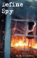 Define Spy by seagreenseeblue