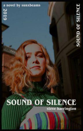 Sound of Silence    𝒔𝒕𝒆𝒗𝒆 𝒉𝒂𝒓𝒓𝒊𝒏𝒈𝒕𝒐𝒏 by sunxbeams