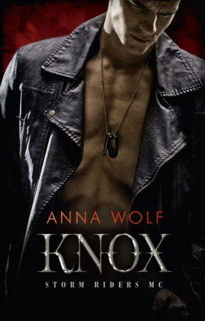 Storm Riders MC#4 Knox by ciachaa