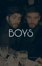 boys //ziam mpreg by niazkiam