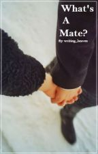 What's A Mate? by writing_heaven