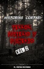 Historias Cortas de: Terror, Misterio y Suspenso [Vol.2] by elantrobizarro