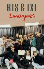 BTS & TXT (Imagines) by Dippy08