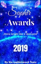 Saphir Award 2019 [OPEN] by saphirawards