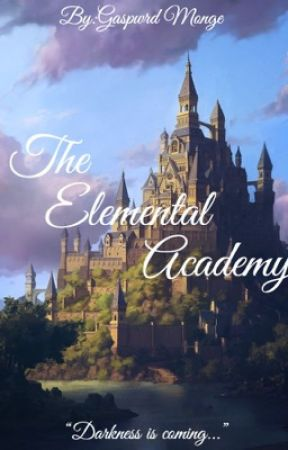 The Elemental Academy by andrerrioush