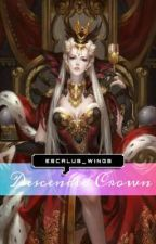 Descended Crown   vampire knight by Escalus_Wings