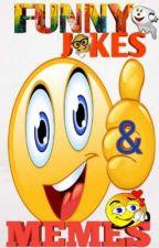 Funny jokes & memes by Clarajemmanuel
