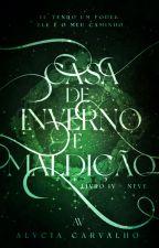 Neve   Livro IV - Saga Invernal [EM JUNHO, 21] by TalvezEscritora