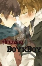 Amazing BoyxBoys by VanillaBookNerd