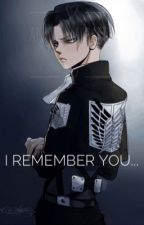 I remember you... (Levi x Reader)  Wattys2019 by Anya_Wallace-Coyle