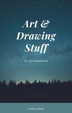 Art & Drawing Stuff by Adventuresurvival