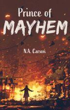Prince of Mayhem by varzanic
