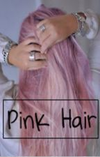 Pink Hair || h.s [s.s] by alycia_x