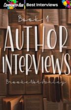 Author Interviews by BrookeNotAshley