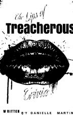 The Lips of Treacherous Trivia  by frecklesonhisnose