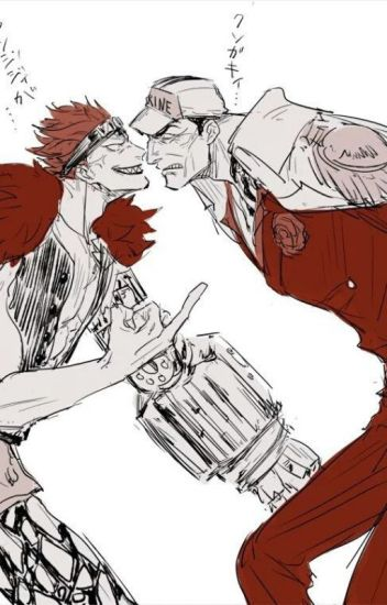 [Captive tie-in] Mission Dressrosa