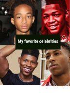 imagines of my favorite celebrities by superflykay21