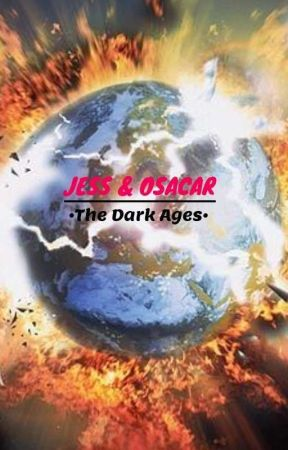 Jess and Oscar (Dark Ages) by doneatsix16