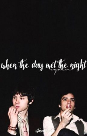 when the day met the night || ryden by -stonedplanet