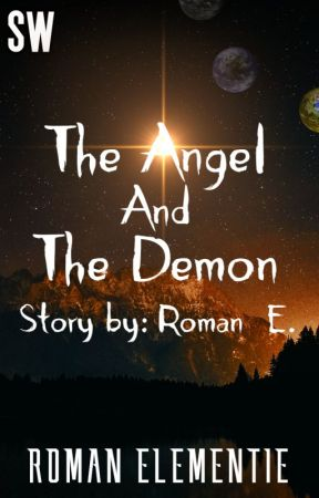 The Angel and the Demon by RomanElementie