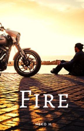 Fire by NekoH_