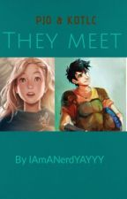 They Meet: PJO KOTLC crossover  by IAmANerdYAYYY