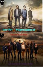 Lucifer & Supernatural Crossover by destielisanoof