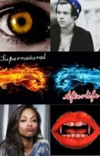 Supernatural/Afterlife- Harry Styles Fanfic part two by Grell_Reaper