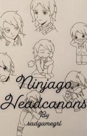 Ninjago headcanons and concepts - Cute things they do - Wattpad