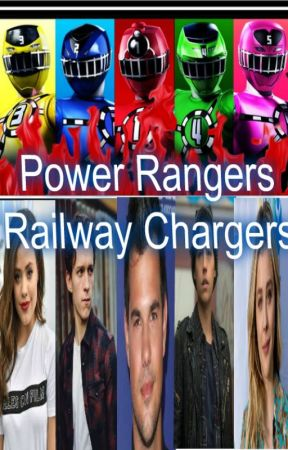 Power Rangers Railway Chargers by musicalfan101
