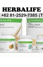 SALE, WA +62 81-2529-7385, Herbalife Malang by Herbalifemlg12