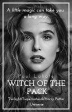 Witch Of The Pack  (P. Lahote) by Lone-wolf-fanfics