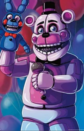 Machines can't love    (Funtime Freddy x reader story