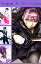 K Project the Violet Queen by xbeautyorbeastx