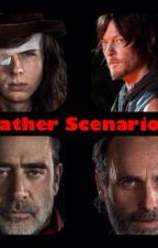 The walking dead father scenarios by ShadowGirl1996