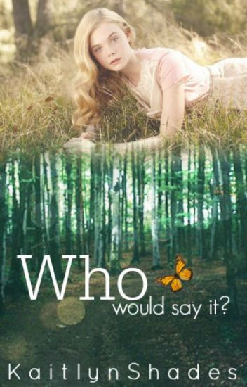 Who would say it? »Fred Weasley.