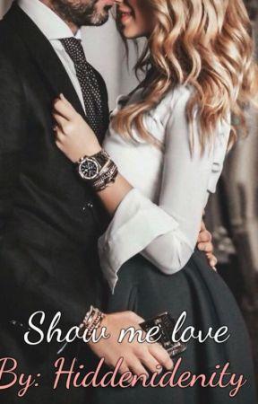Show me love. by hiddenidenity